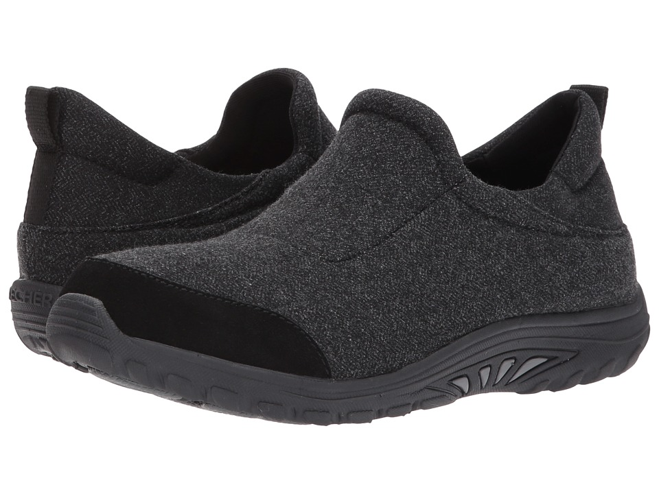 SKECHERS - Reggae Fest - Buddy (Black) Women's Shoes