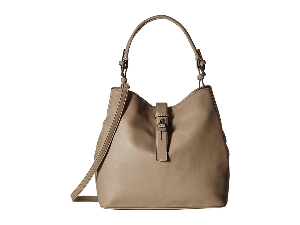 Nine West - Lysandra Shoulder Bag (Steele) Handbags
