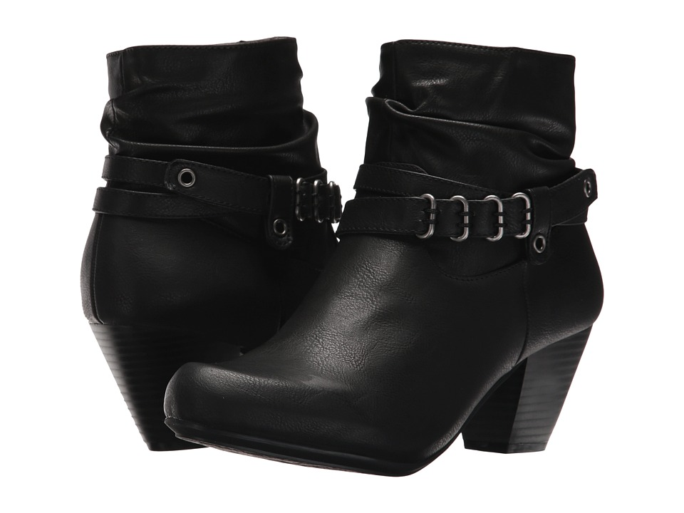 Rialto - Cane (Black) Women's Shoes
