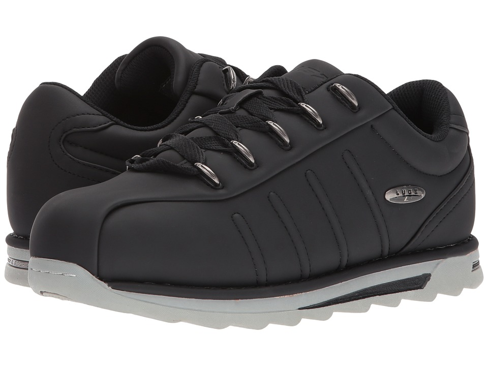 Lugz - Changeover (Black/Grey) Men's Lace up casual Shoes