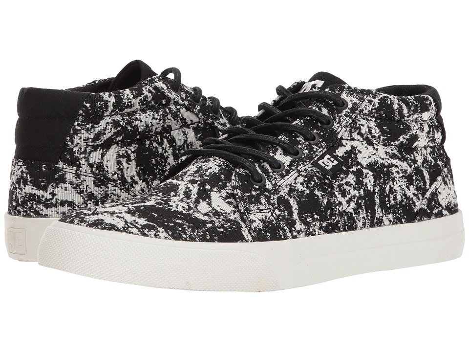 DC - Council Mid TX SE (Stone Camo) Men's Shoes