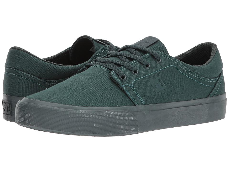 DC - Trase TX (Deep Jungle) Men's Shoes