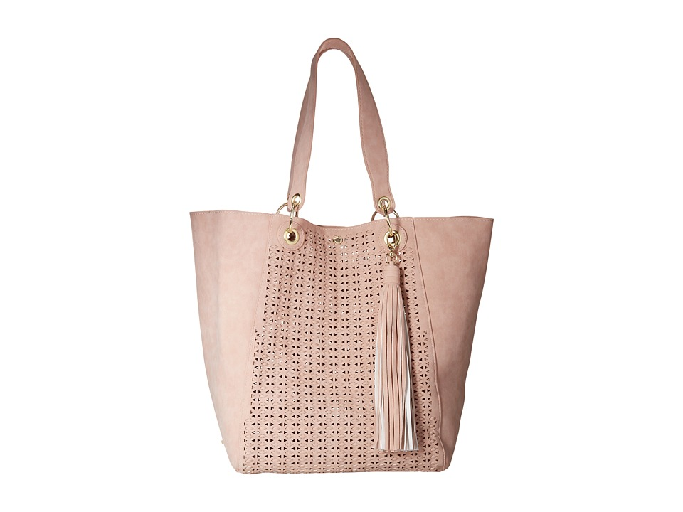Steve Madden - Bwilde - Bag in Bag Tote (Blush 1) Tote Handbags