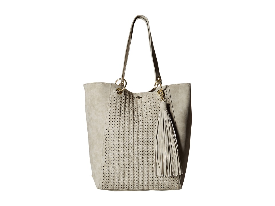 Steve Madden - Bwilde - Bag in Bag Tote (Grey 1) Tote Handbags