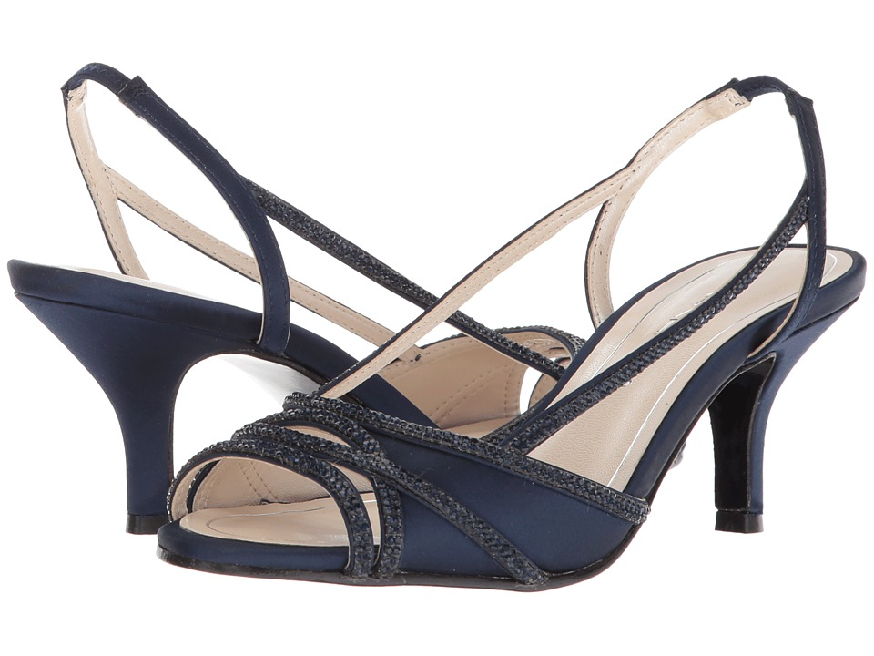 Caparros Melizza (Bright Navy New Satin) Women