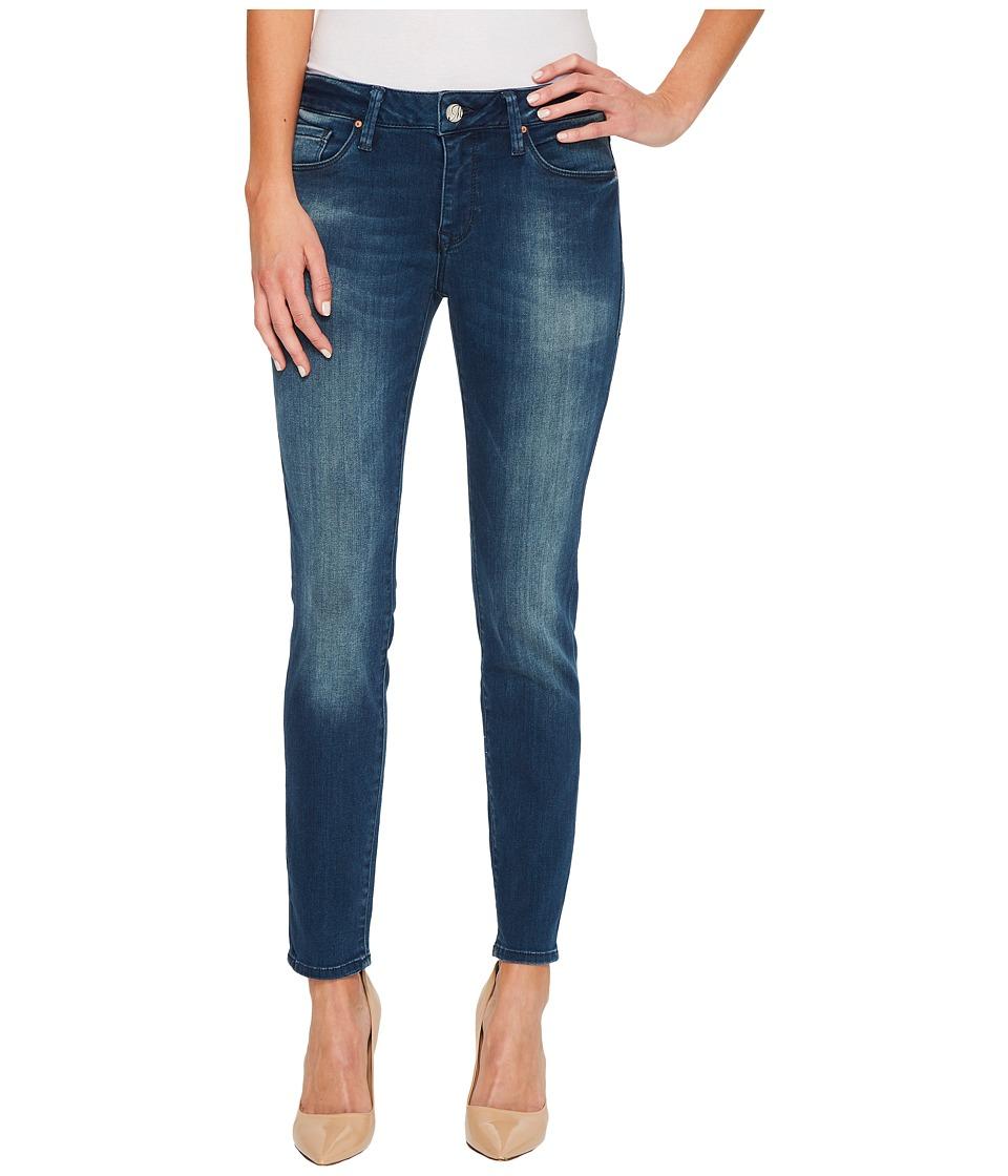 Mavi Jeans Adriana Ankle in Forest Indigo Tribeca (Forest Indigo Tribeca) Women
