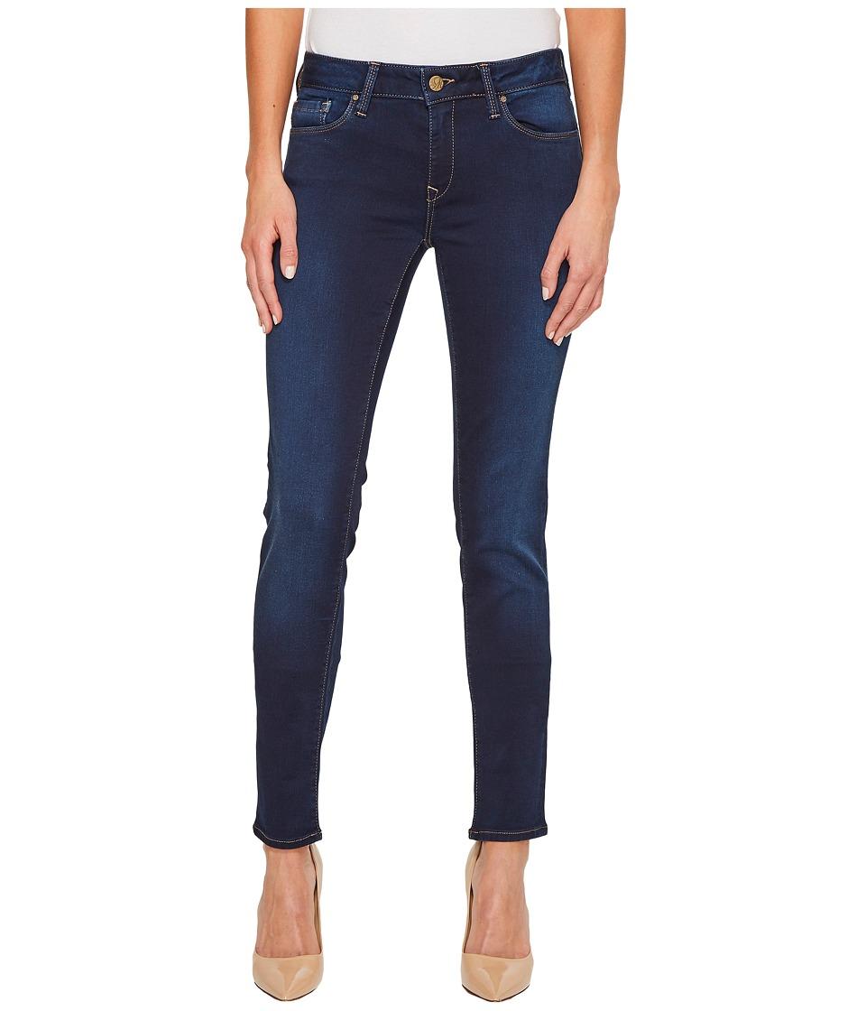 Mavi Jeans - Adriana in Deep Sateen Shanti Popstar (Deep Sateen Shanti Popstar) Women's Jeans
