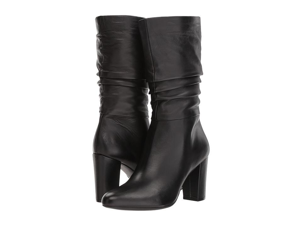 Anne Klein Nysha (Black Leather) Women