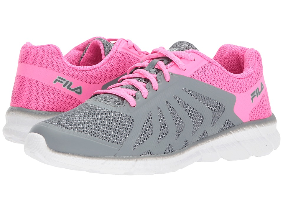 Fila - Memory Faction 2 (Monument/Sugar Plum/White) Women's Shoes