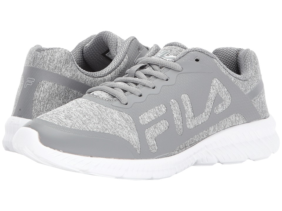 Fila Memory Formatic (Monument/Metallic Silver/White) Women