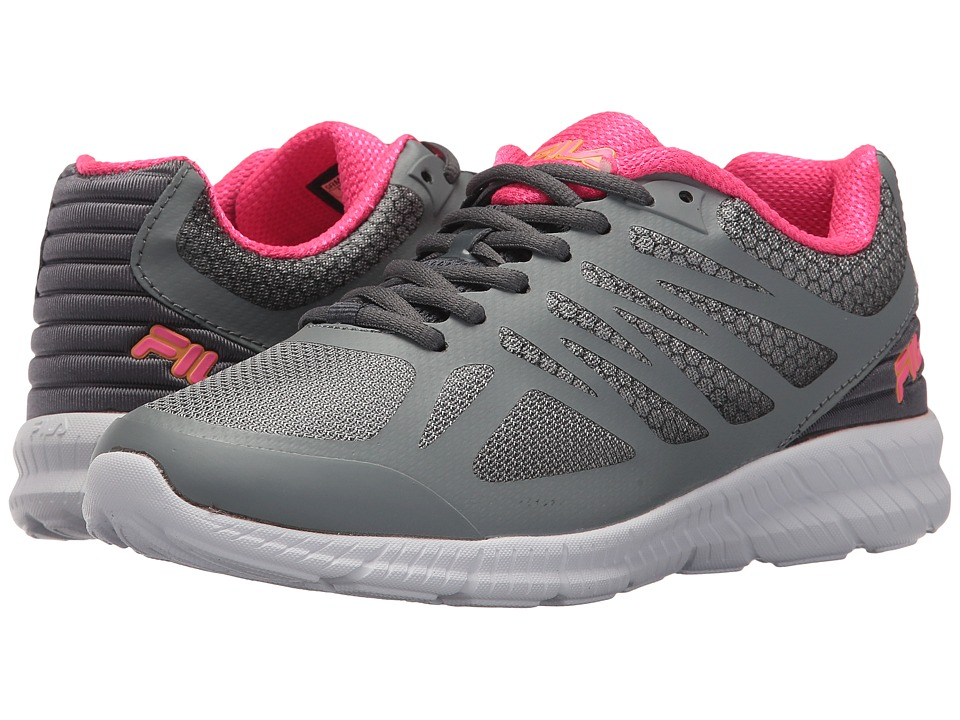 Fila Memory Speedstride (Monument/Dark Shadow/Knockout Pink) Women