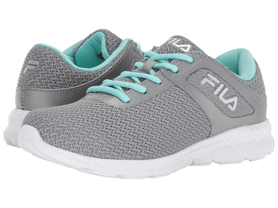 Fila Memory Skip (Monument/Aruba Blue/White) Women