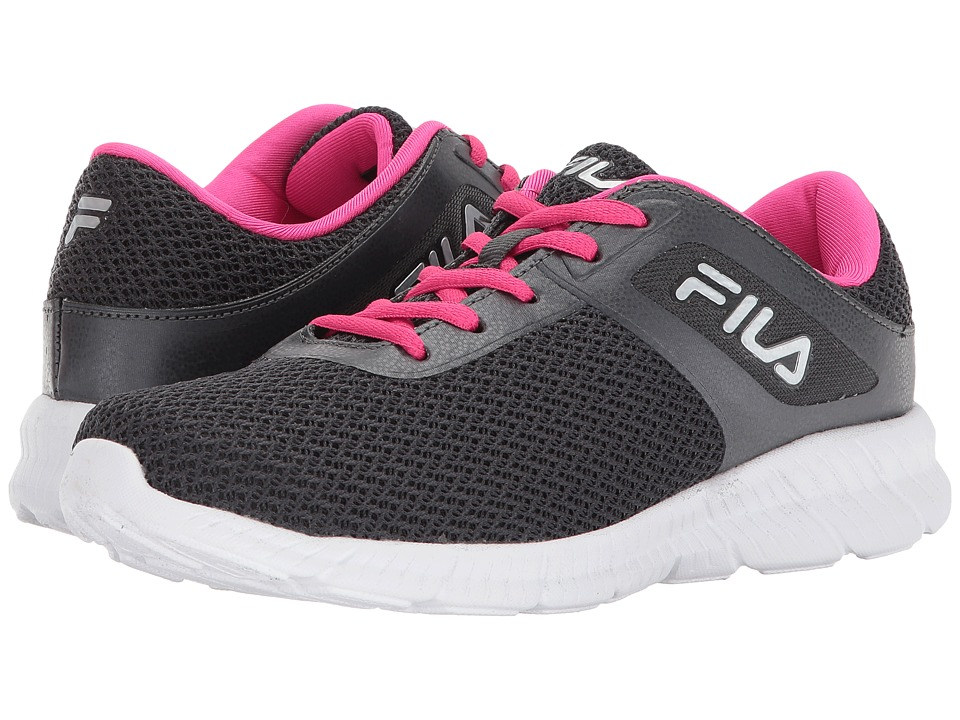 Fila Memory Skip (Dark Shadow/Pink Glo/White) Women