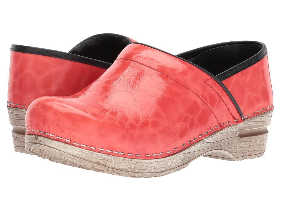 Sanita Original Pro. Limited Edition (Pink Stone Leather) Women