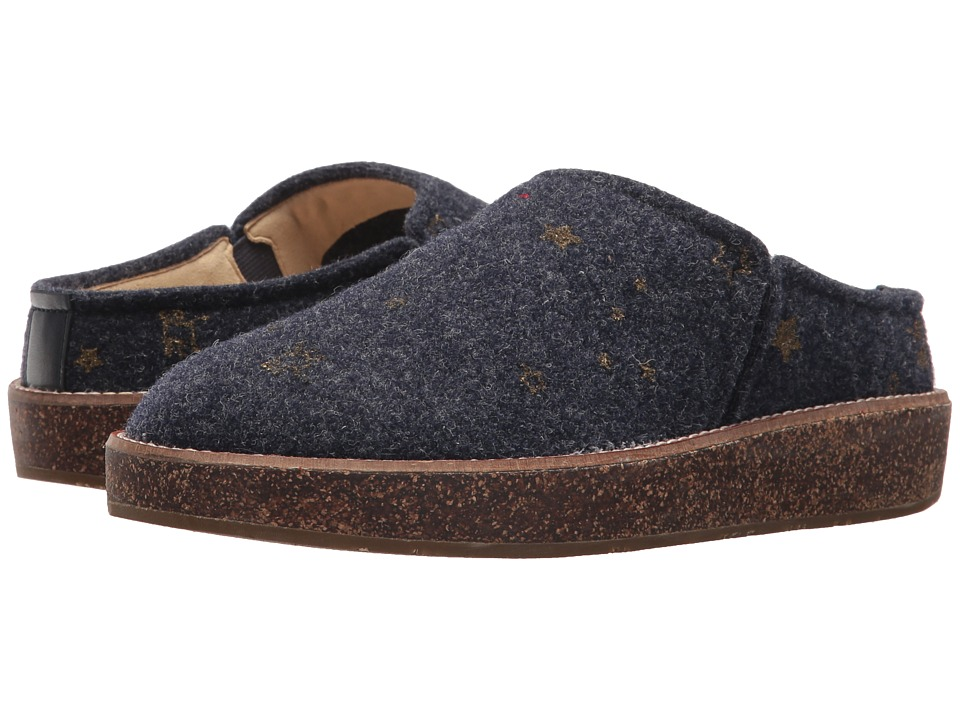 ED Ellen DeGeneres Tillie Slipper (Lagoon Wool) Women