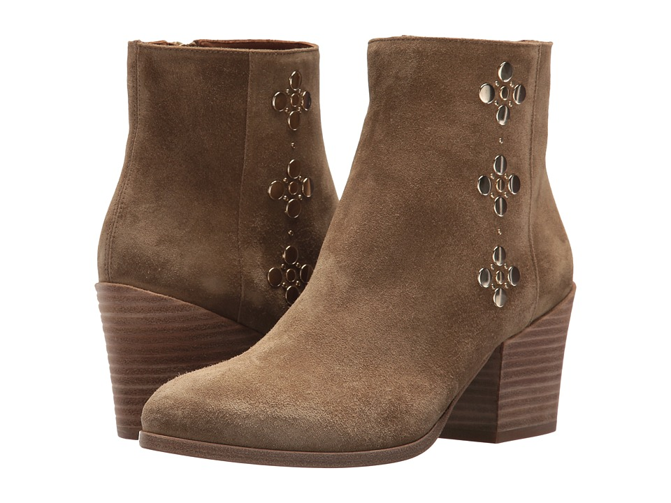 Frye - Casey Stud Bootie (Cashew) Women's Shoes