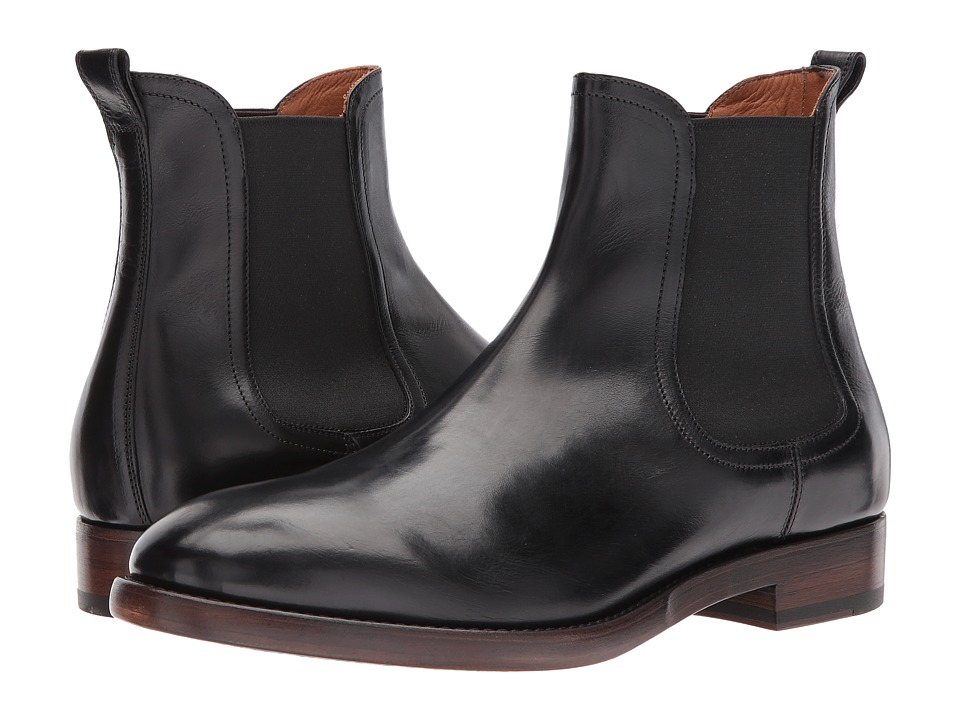 Frye - Martin Chelsea (Black) Men's Shoes