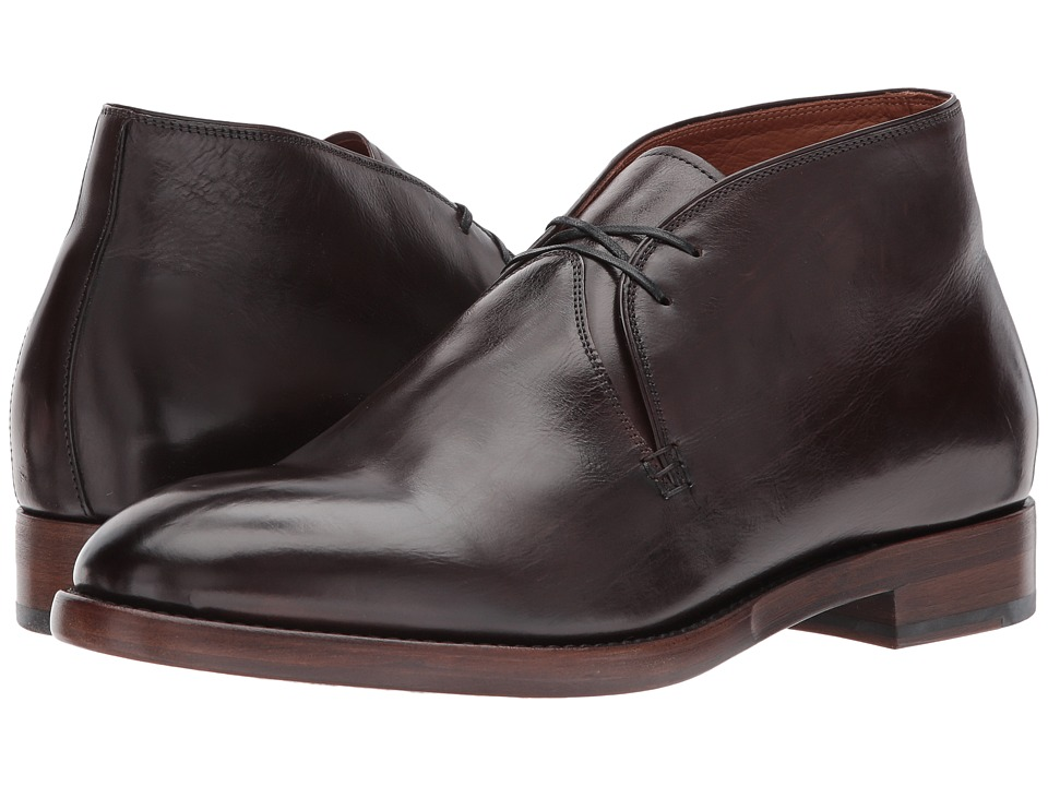 Frye - Martin Chukka (Dark Brown) Men's Shoes
