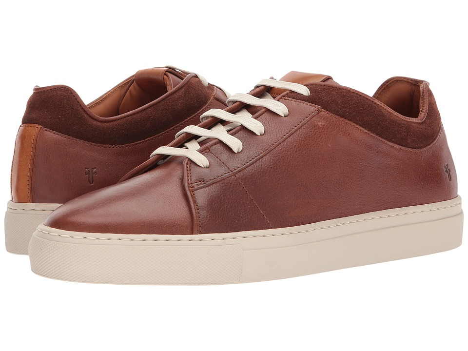 Frye - Owen Oxford (Cognac) Men's Lace up casual Shoes