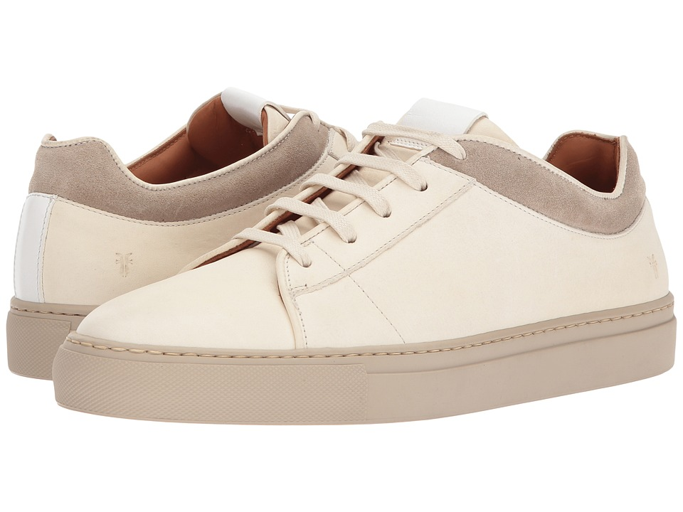 Frye - Owen Oxford (Off-White) Men's Lace up casual Shoes