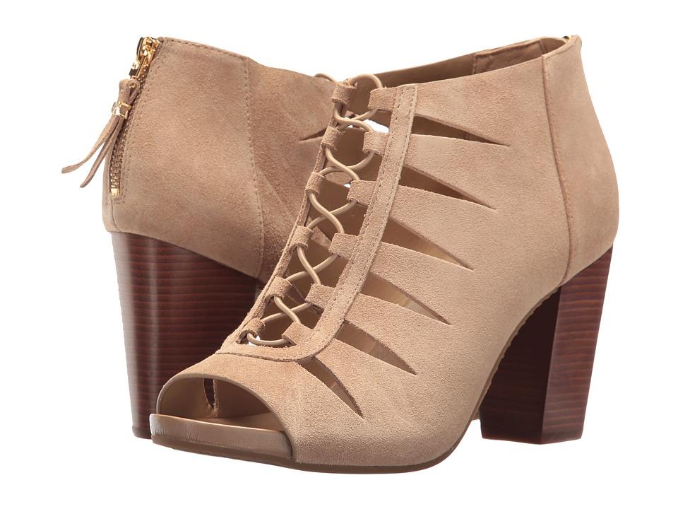 MICHAEL Michael Kors - Elsie Mid (Dark Khaki) Women's Shoes