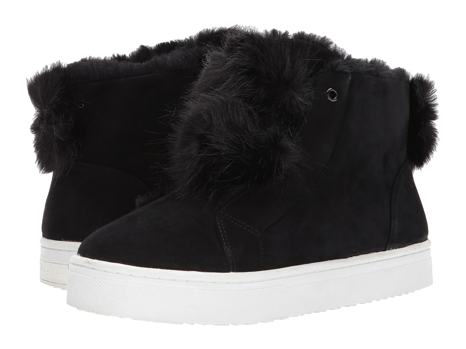 Sam Edelman - Lear (Black Suede) Women's Shoes