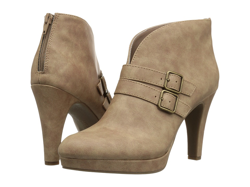 Kenneth Cole Unlisted - Film Code (Taupe Novasuede) Women's Boots