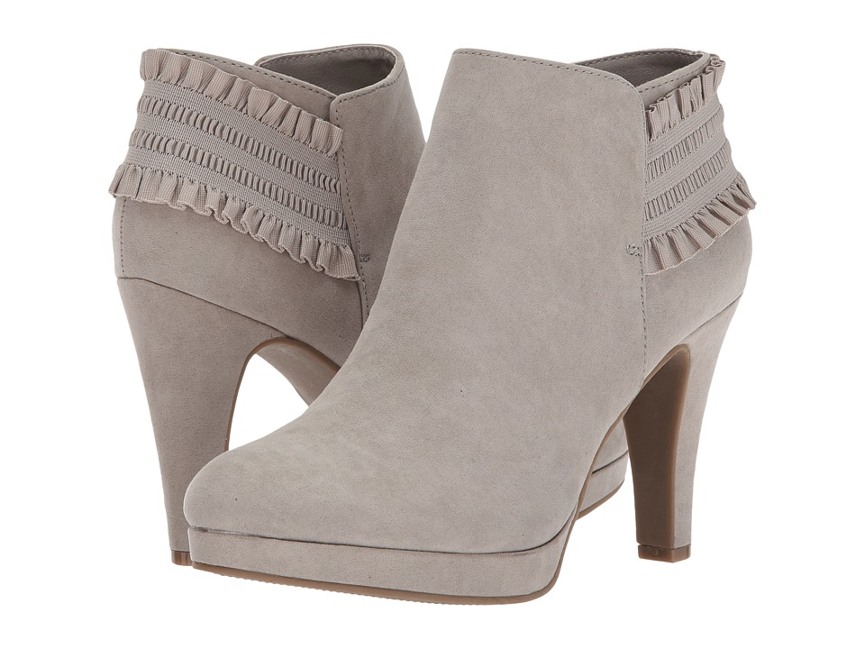 Kenneth Cole Unlisted - Part Film (Grey Microsuede) Women's Boots