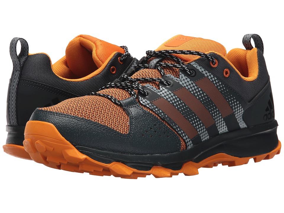 adidas Galaxy Trail (Dark Grey/Solar Orange/Black) Men