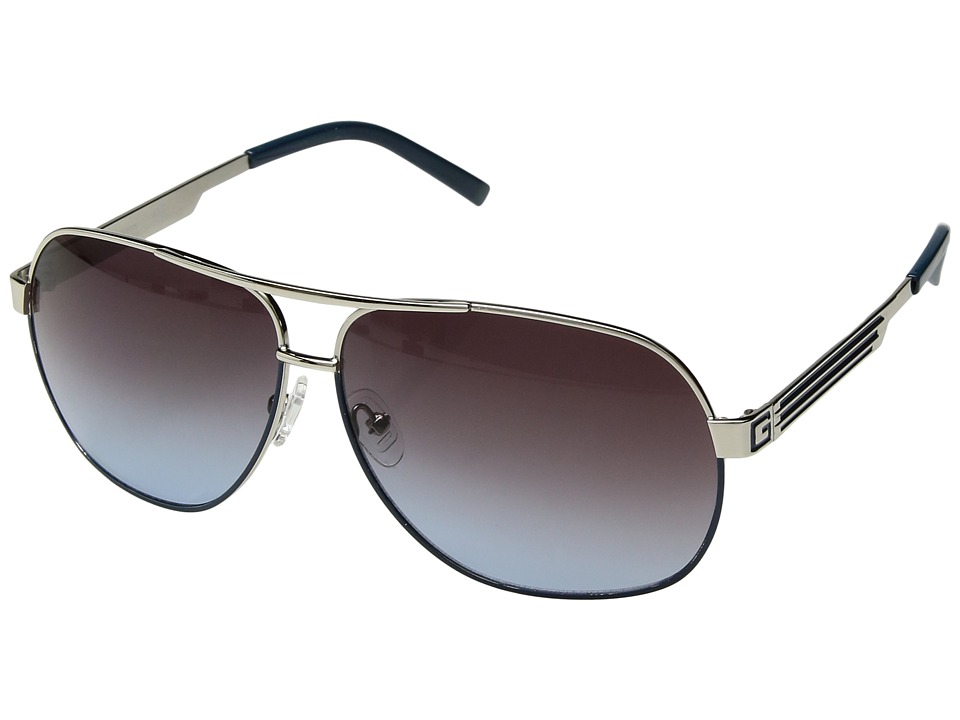 GUESS - GU0115F (Black) Fashion Sunglasses