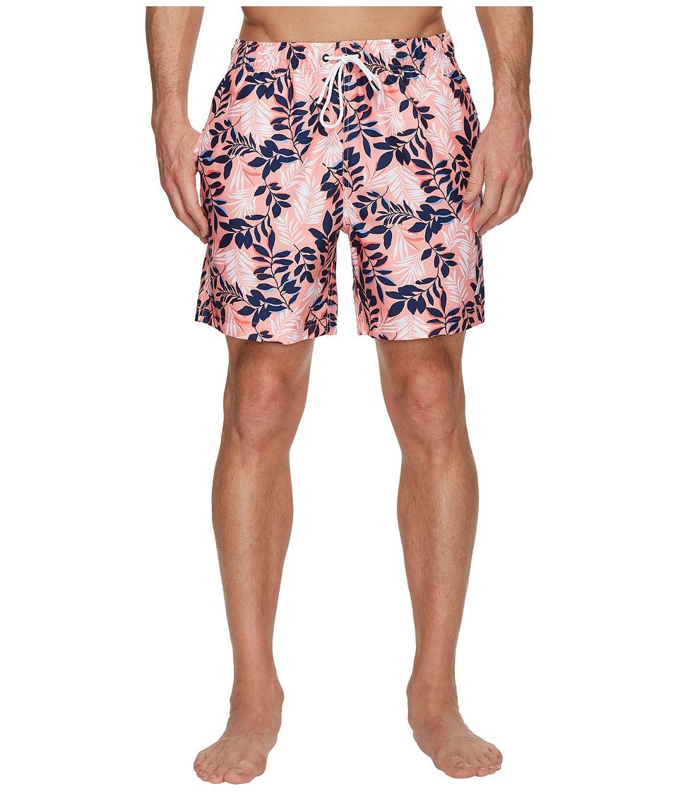 Nautica West Coast Floral Trunk (Coaral Sands) Men