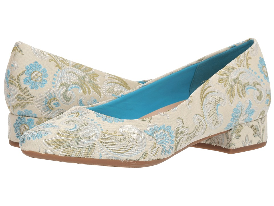 Easy Spirit Caldise 2 (Pale Blue Multi) Women