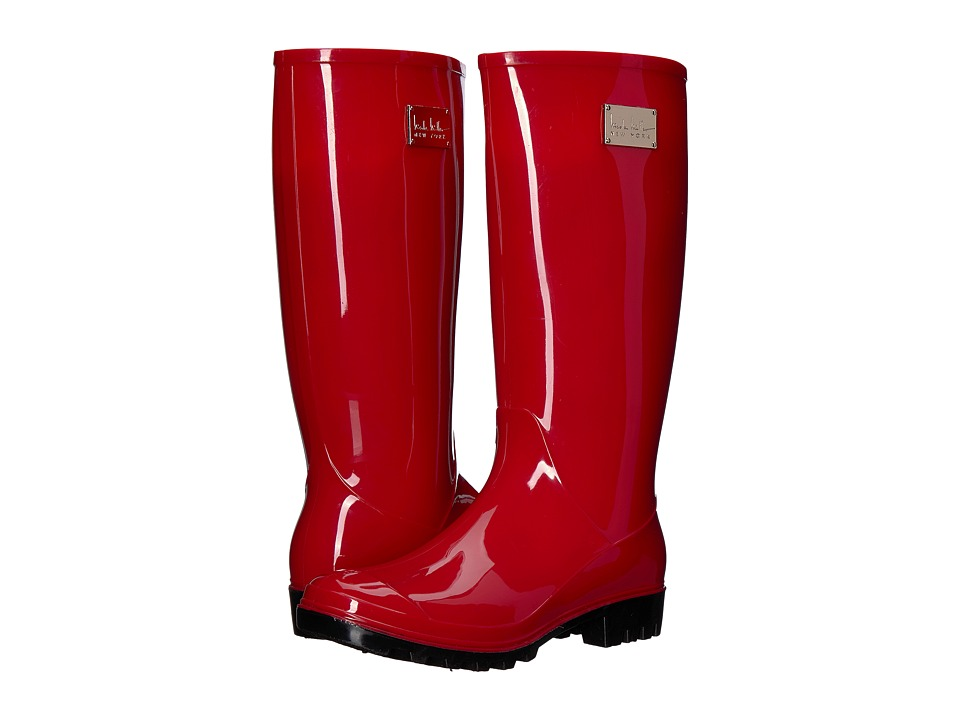 Nicole Miller New York - Rainyday (Red) Women's Rain Boots