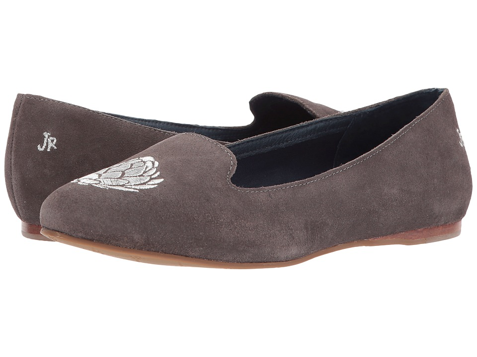 Jack Rogers Bella (Dark Grey) Women