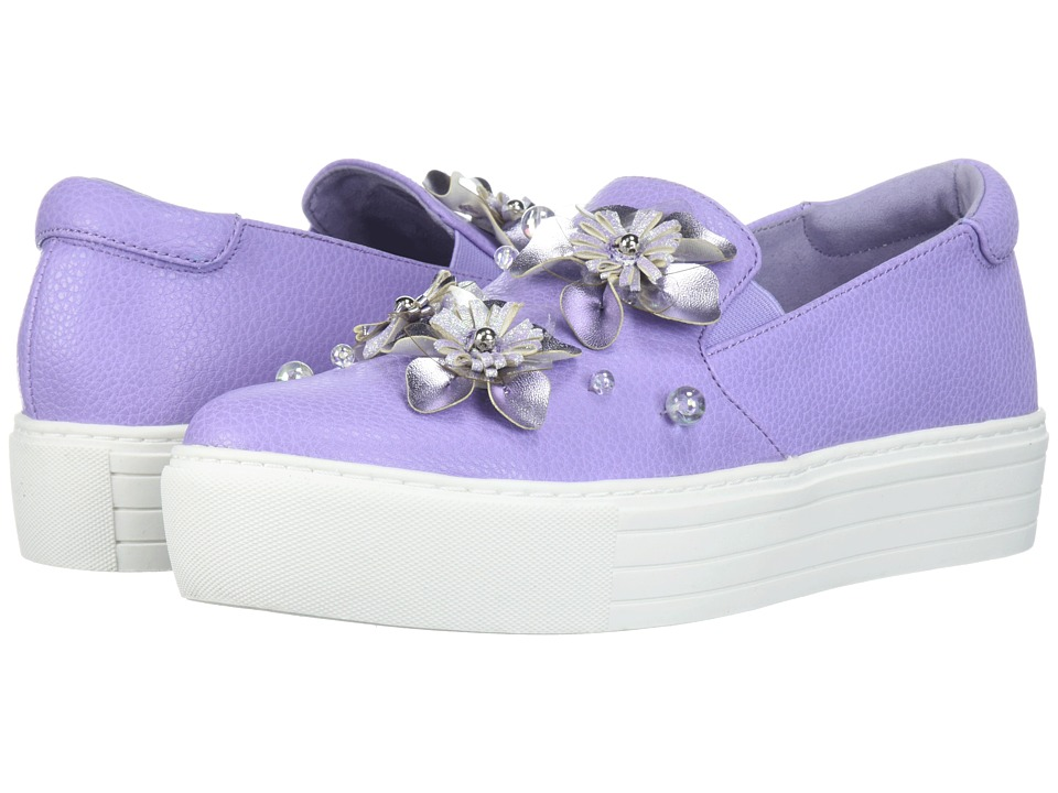 Kenneth Cole Reaction Cheer Floral (Lavender Synthetic) Women