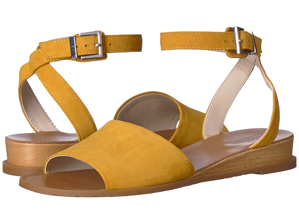Kenneth Cole Reaction Jolly (Marigold Suede) Women