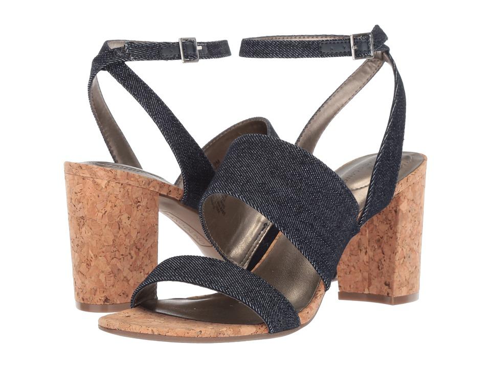 Bandolino Anchor (Denim Spring Denim) High Heels
