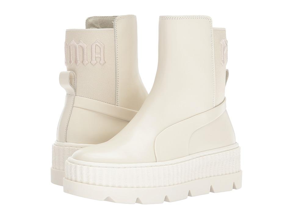 PUMA Puma x Fenty by Rihanna Chelsea Sneaker Boot (Vanilla Ice) Shoes