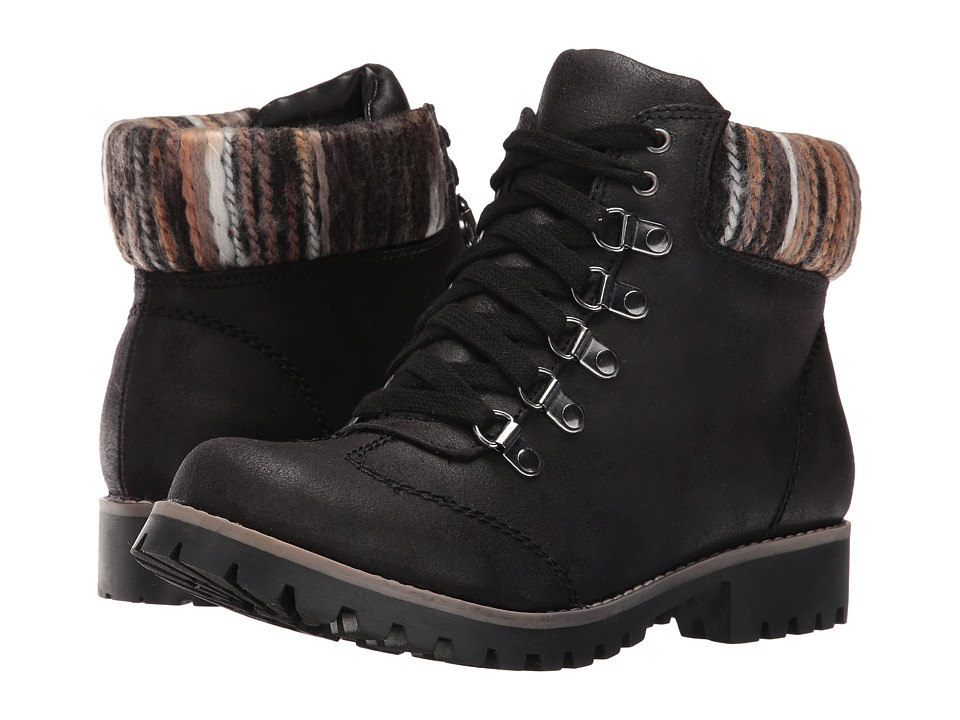 White Mountain - Portsmouth (Black Multi) Women's Shoes