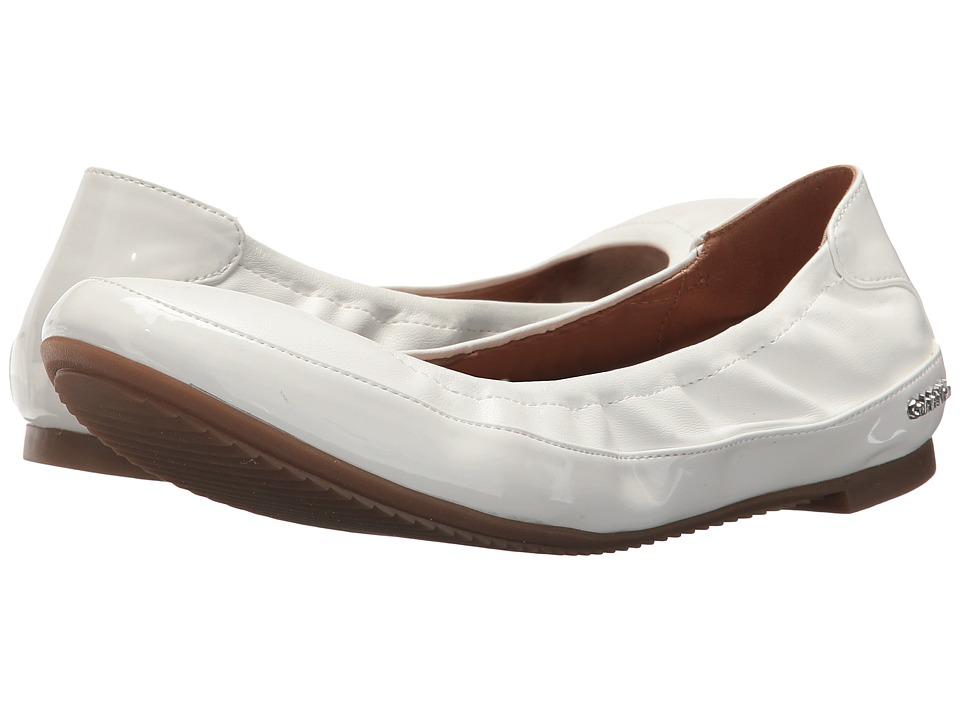 Calvin Klein Anabelle Platinum WhitePlatinum White Womens Shoes