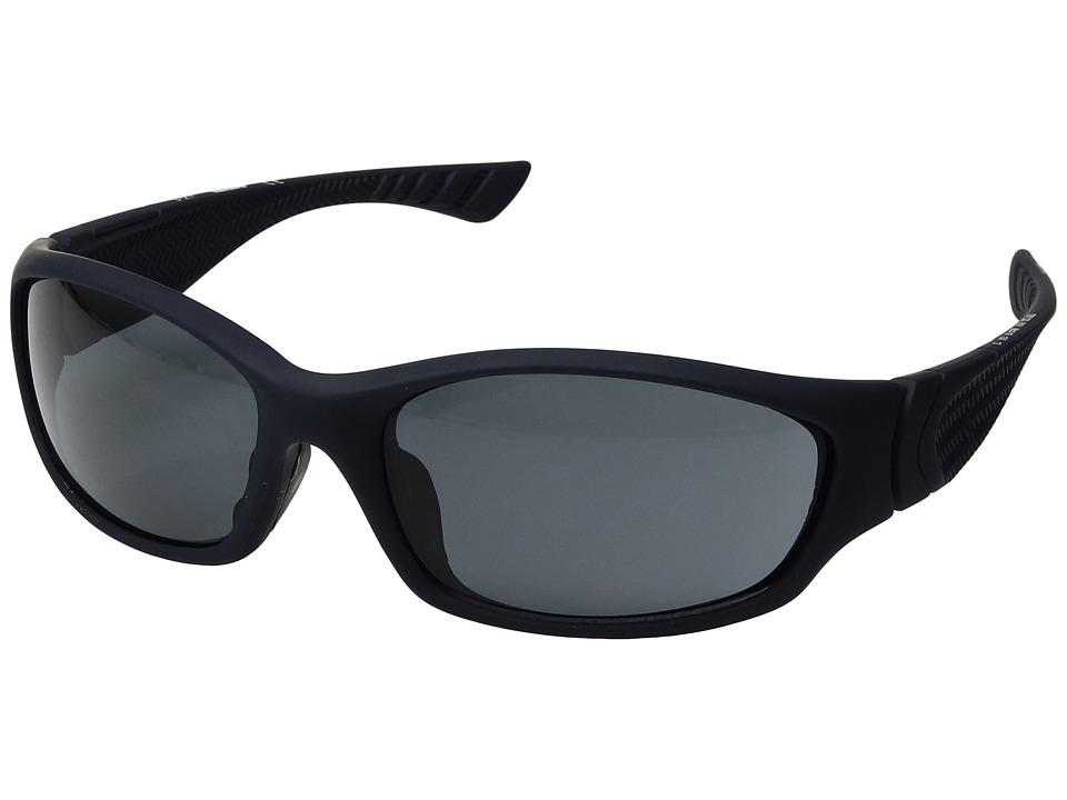 Timberland - TB7123 (Matte Blue/Blue) Fashion Sunglasses