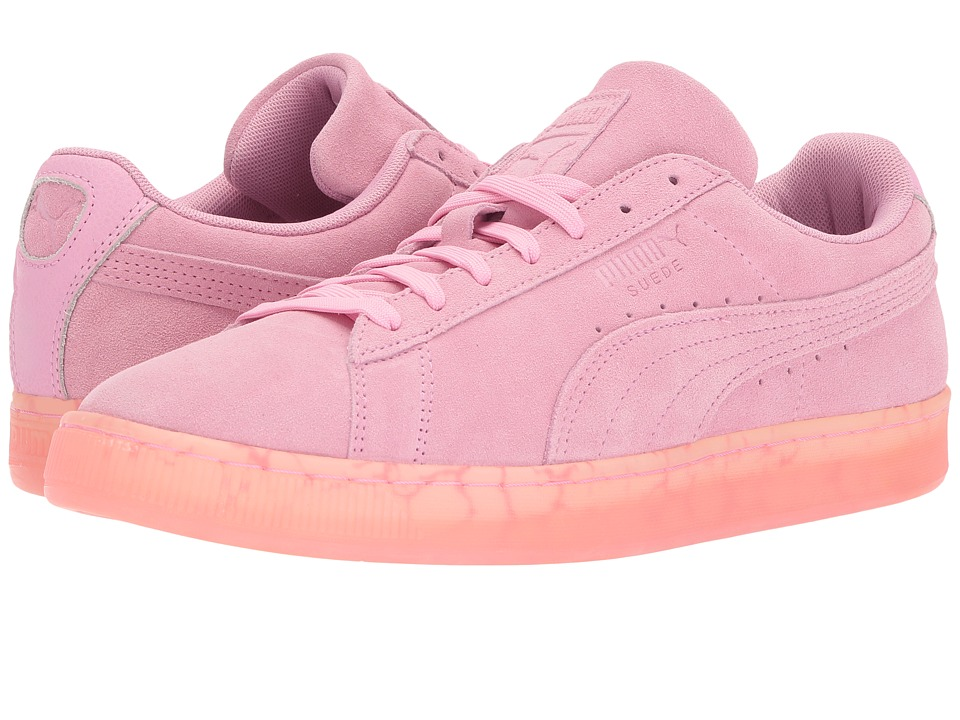 PUMA - Suede Classic Easter FM (Prism Pink/Prism Pink) Men's Shoes