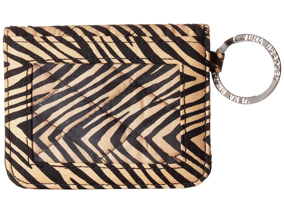 Vera Bradley - Campus Double ID (Zebra) Wallet