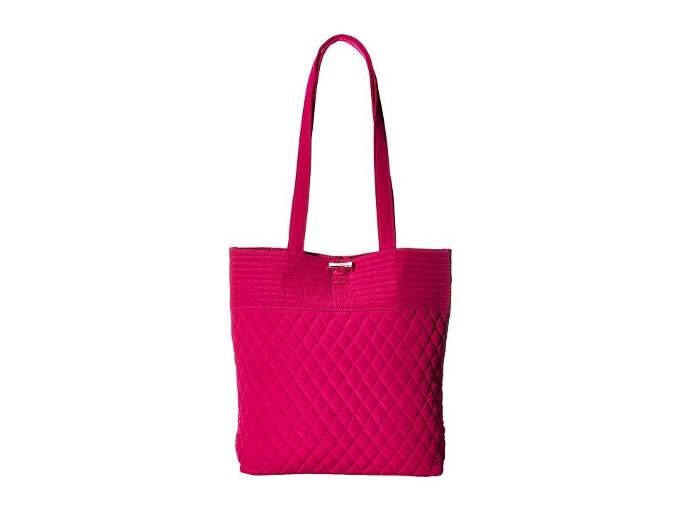 Vera Bradley - Tote (Magenta) Tote Handbags