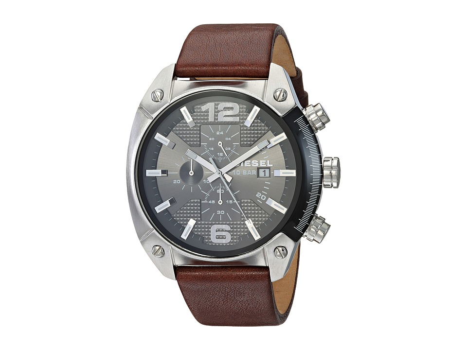 Diesel - DZ4381 (Black/Brown) Watches