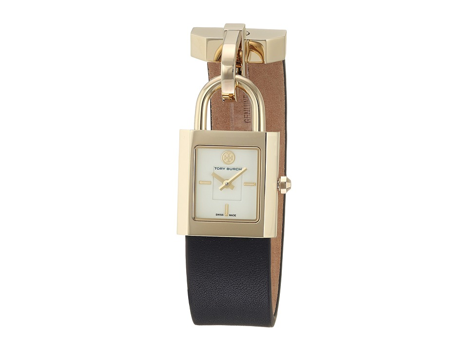 Tory Burch - TB7012 (Gold/Black) Watches