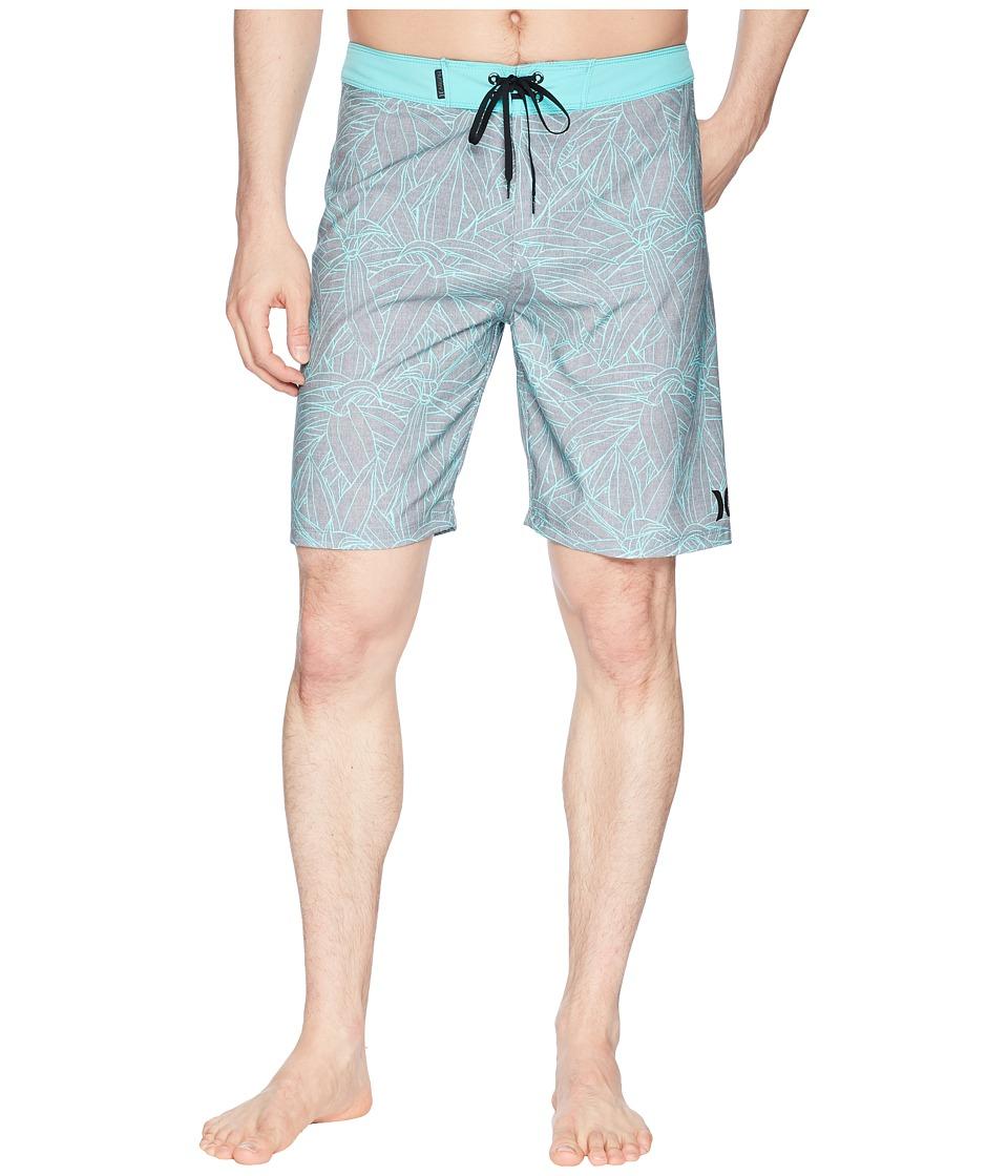 Hurley Pupukea 20 Boardshorts (Cool Grey) Men