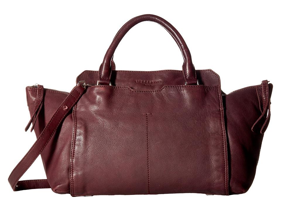 Liebeskind - Fuji F7 Satchel (Massai Plump) Satchel Handbags