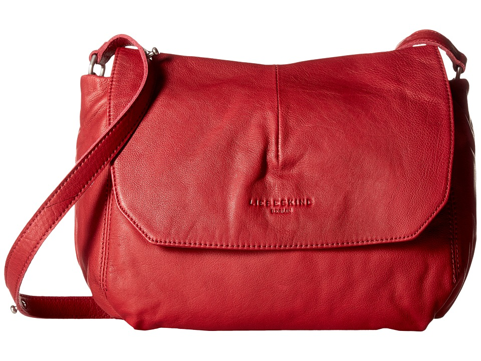 Liebeskind - Marobela Crossbody (Blood Red) Cross Body Handbags