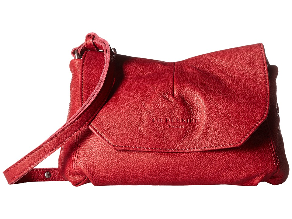 Liebeskind - Massawa Small Crossbody (Blood Red) Cross Body Handbags